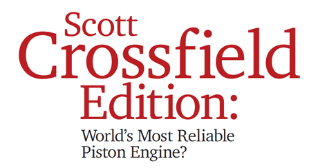 Scott Crossfield Edition